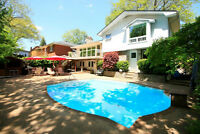 Dundas, In-Ground Pool and Beautiful Ravine Lot and View
