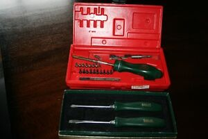 Snap-On 75Th Anniversary Screwdrivers