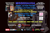 Star Wars Inspired - Comic, Action Figure & Collectors Expo
