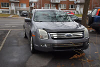 Ford Fusion SEL Berline