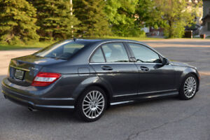 2011 Mercedes-Benz C250 4Matic Sedan - ONLY 64K