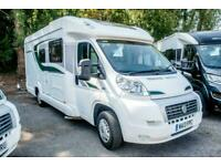 Used Bessacarr 562 Fixed Bed 2013 Motorhome