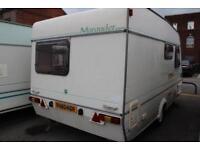 ABI Marauder 400 ET 1993 4 Berth Caravan £1,800