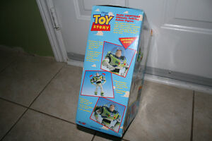 Toy Story 1995 BNISB Buzz Lightyear Ultimate Action Figure NEW Oakville / Halton Region Toronto (GTA) image 2