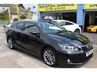 2013 13 LEXUS CT 200h AUTOMATIC ADVANCE HYBRID GOOD AND BAD CREDIT CAR FINANCE