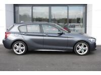 2013 BMW 1 Series 2.0 120d M Sport Sports Hatch xDrive 5dr (start/stop)