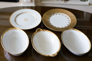 Assorted Beautiful Serving Plates for Sale!