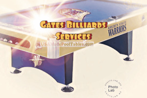 Pool Table & Billiards Moving & Service Specialist