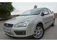 FORD FOCUS LX 1.6 TDCI DIESEL 5 DOOR*ONE LADY OWNER FROM NEW*CHEAP DIESEL*
