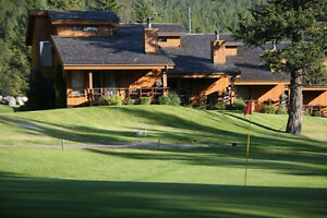 7 Nights in Mountain Side at Fairmont Hotsprings