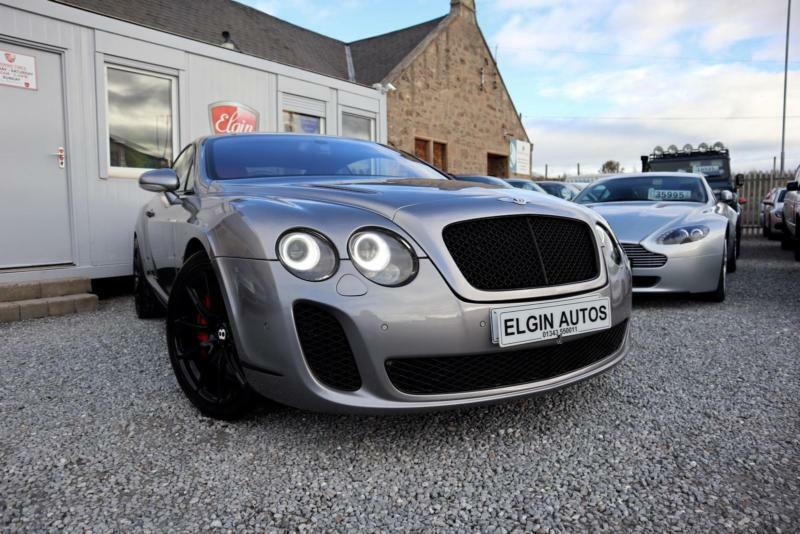 2005 Bentley Continental Gt 6 0 W12 Auto Supersports Conversion