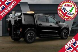 New Nissan Navara N-Guard Pickup Auto Recovery Truck Speclift Car Transporter