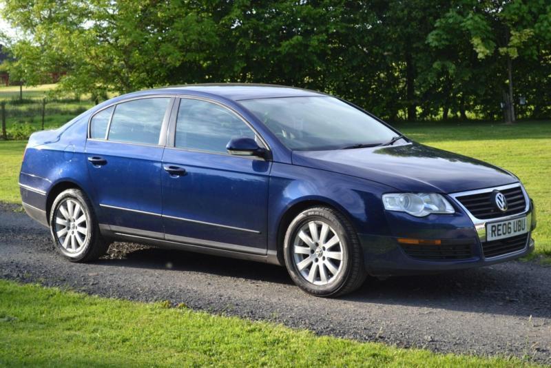 Volkswagen Passat 1.9TDI 2006MY S