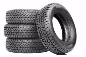 We sell good used tires set of 14 -15 -17 -16 -18 -inch sat of 2