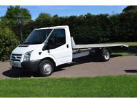 Ford Transit Car Transporter T350 2.2 tdci 6 speed 125 bhp