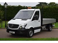 Mercedes Benz Sprinter Tipper lwb 313 cdi