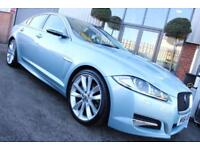 Jaguar XF V6 S LUXURY-SAT NAV-HEATED SEATS