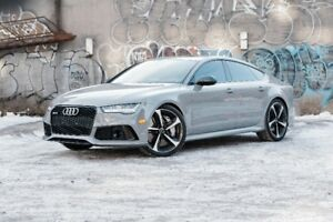 2017 Audi RS7  performance--0 Accident--Finance/Lease acceptable