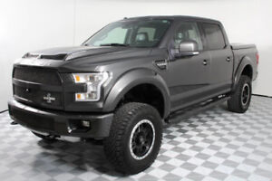 700hp SHELBY F-150 CREW CAB 4X4 only 500 worldwide