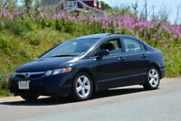 2007 Honda Civic Only 65,000Kms