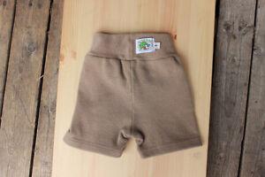 Wool shorties, longie, diaper cover - cache-couche laine West Island Greater Montréal image 5
