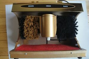 SHOE CLEANING MACHINE - NEW