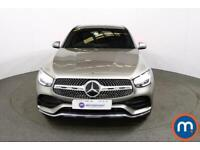2020 Mercedes-Benz GLC COUPE GLC 300 4Matic AMG Line 5dr 9G-Tronic Auto 4x4 Petr