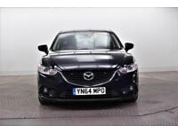 2014 Mazda 6 D SE-L NAV Diesel blue Manual