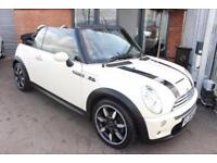 MINI Convertible COOPER S SIDEWALK
