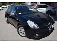 2014 Alfa Romeo Giulietta 2.0 JTDM-2 Distinctive (s/s) 5dr Diesel black Manual