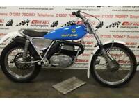 1976 Bultaco Sherpa/Lobito T125