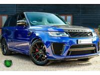 2018 Land Rover Range Rover Sport 5.0 SVR Auto SUV Petrol Automatic