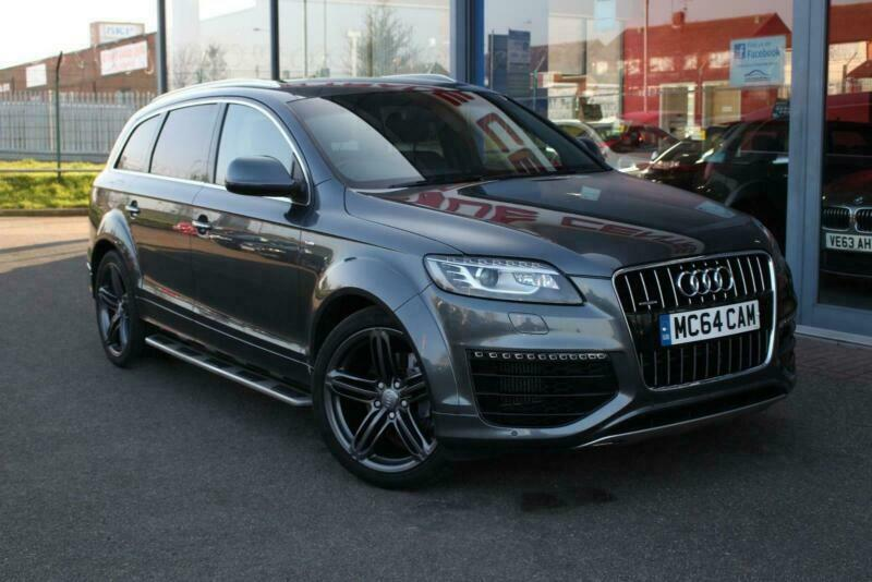2014 AUDI Q7 | in Luton, Bedfordshire | Gumtree