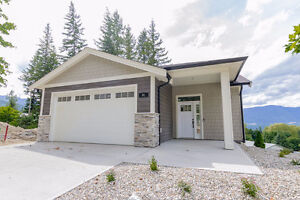 Salmon Arm - Brand New Rancher in Maplewood Subdivision