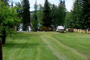 Perfect Lakefront Cabin for the Family on Horsefly Lake!