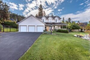 AMAZING HOME FOR SALE on Eastside Rd in BC!!!