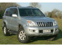 Toyota Land Cruiser 3.0 D-4D LC3 Manual