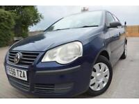 VOLKSWAGEN POLO E 1.2 5 DOOR*MAY 2019 MOT*AIR CON*IDEAL FIRST CAR*LOW INSURANCE*