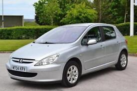 2004 Peugeot 307 1.6 16v S 5dr (a/c)