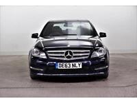 2013 Mercedes-Benz C Class C220 CDI BLUEEFFICIENCY AMG SPORT PLUS Diesel blue Au