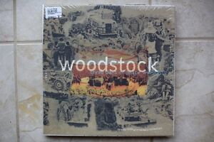Woodstock 25th Anniversary Collection..4CD's Never opened