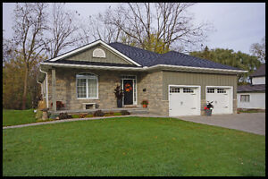 Custom built executive, ICF home backing onto Conservation London Ontario image 1