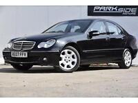 2007 Mercedes-Benz C Class 2.1 C200 CDI Elegance SE 4dr
