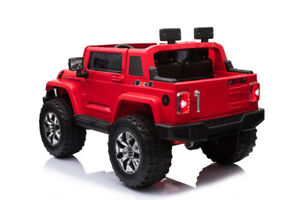 FACTORY SALE ! JEEP STYLE KIDS RIDE ON  TOY CAR!  12V! REMOTE