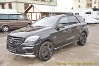 Mercedes-Benz ML 63 AMG Fond Entertain., 360° Kamera,  HUD, VB