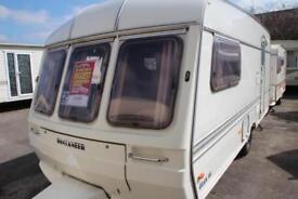 Buccaneer Elan 15 1991 2 Berth Caravan £1600