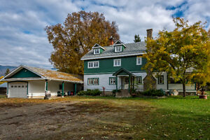 7813 Coldstream Creek Road, Coldstream BC