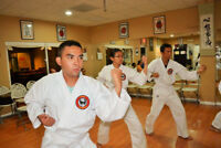 Adult Karate Classes! Register NOW