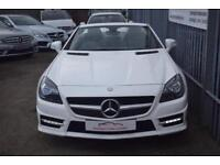 2014 Mercedes-Benz SLK SLK250 Coupe Convertible 2.1CDi 204 SS AMG Sport 7GT+ Die