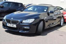 2013 BMW 6 Series Gran Coupe 3.0 640d M Sport Gran Coupe 4dr